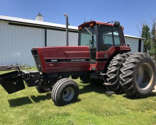 Sampson – Excellent Retirement Farm Equip Auction – August 9