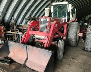 White Retirement Farm Equipment Auction – September 7