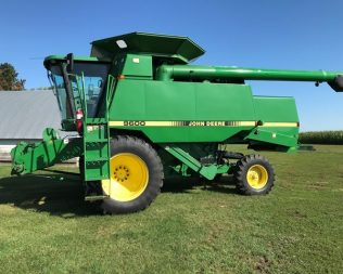 Storm Retirement Farm Equipment Auction – September 27