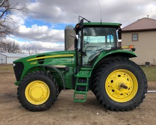 Van Beek Retirement Farm Equip Auction ~ January 3