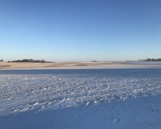 84 +/- acres in O'Brien Co – SOLD